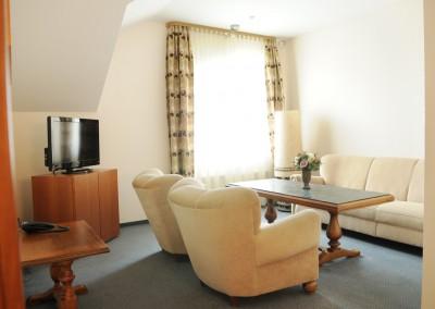 Vilnius Hotels - Amicus hotel room