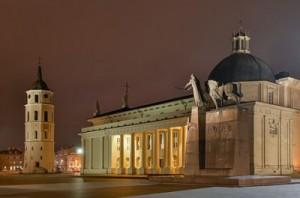 Отели в Вильнюсе