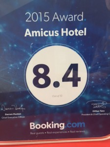 Geras viešbutis vilniaus centre - Amicus hotel 2015m