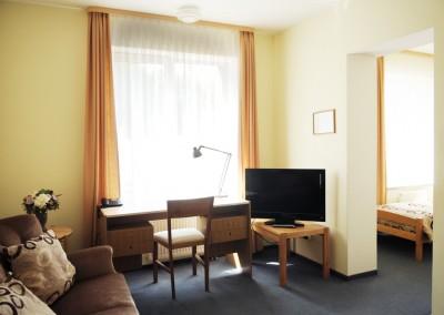 Vilnius Hotels - Amicus hotel kambarys