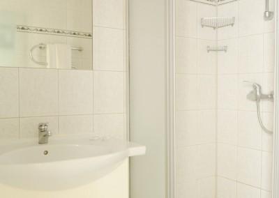 Oтели Вильнюса - Amicus hotel душ