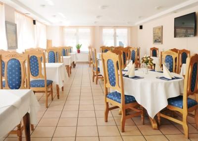 Oтели Вильнюса - Amicus hotel ресторан