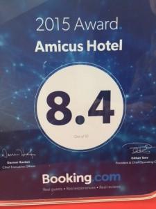 Dobry hotel w centrum Wilna 2015